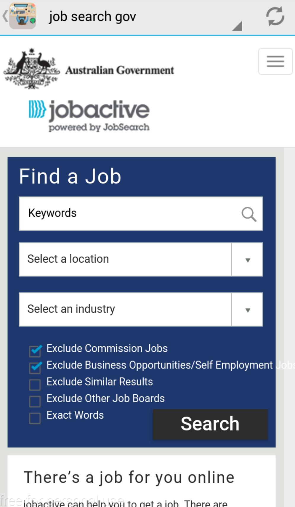 Job Search - Indeed jobs for Android - APK Download