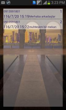 Gelecekte Gönderdim screenshot 2