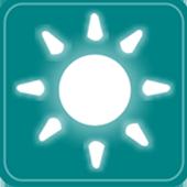 اضاءة تلقائية Auto Brightness icon