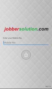Jobber Solution poster