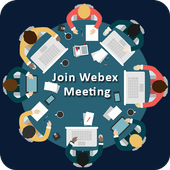 Join Webex Meeting icon