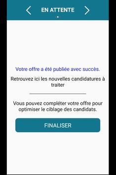 Job'In Recruteur  MAROC apk screenshot
