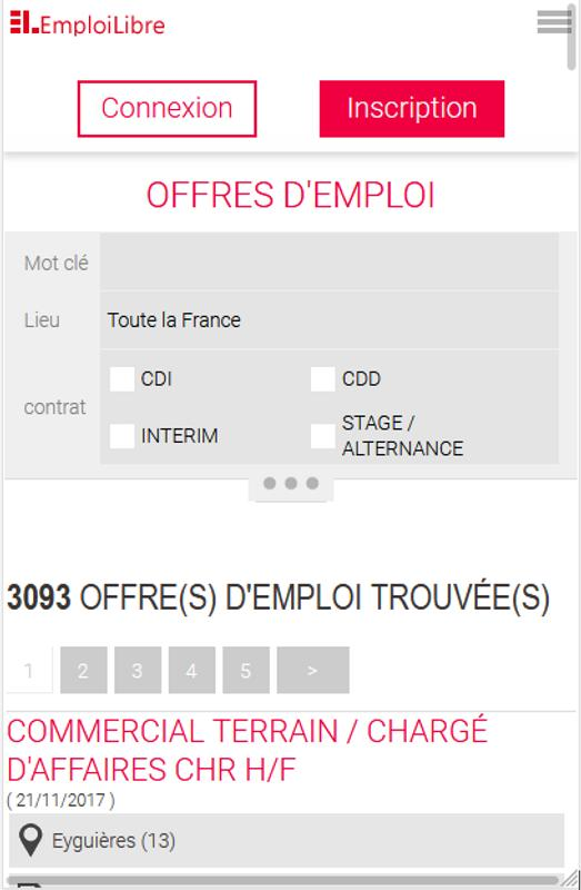 smart jobs france for Android - APK Download