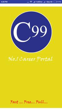 Careers99 poster