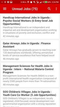 Jobs In Uganda - Best Uganda Jobs App apk screenshot