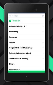 Jobs Line Jobs, Employment screenshot 8