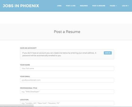 Jobs in Phoenix # 1 apk screenshot