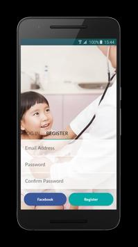 MobiHealth - Practitioner apk screenshot