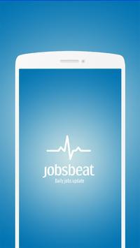 Jobsbeat poster