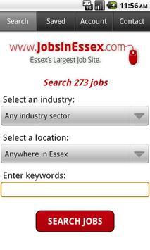 Jobs In Essex poster