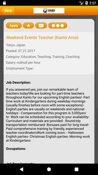 Jobsinjapan.com screenshot 2
