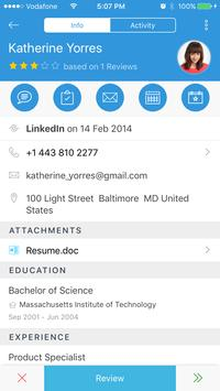 Jobsoid Recruiter poster