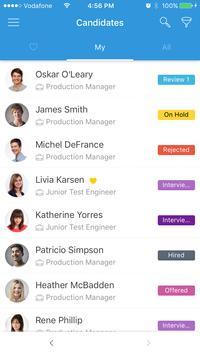 Jobsoid Recruiter apk screenshot