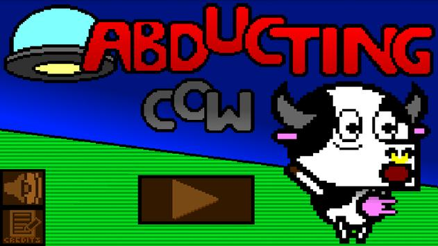 Abducting Cow poster