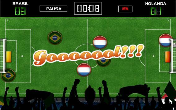 Futebol de Botão - Star Soccer apk screenshot