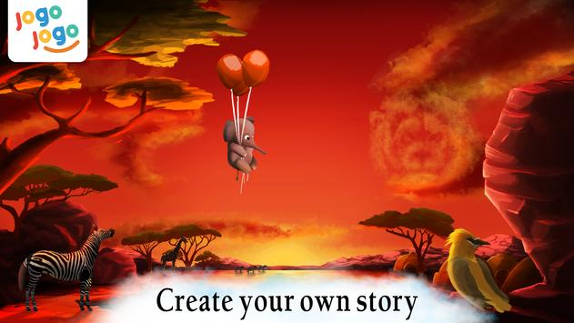 3 Red Balloons Picture Book apk screenshot