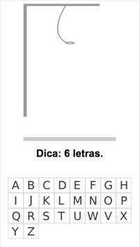 Jogo de Forca em Português poster