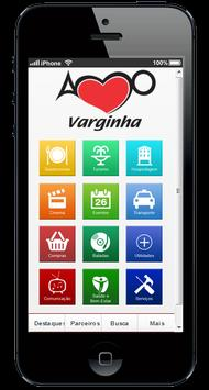 Amo Varginha poster