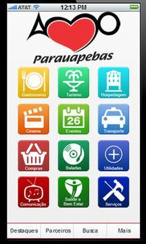 Amo Parauapebas poster