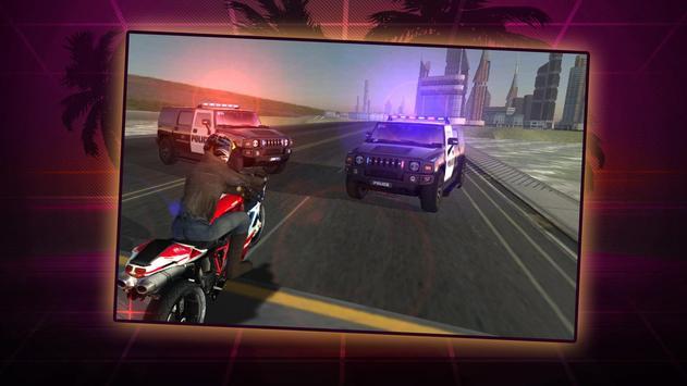 Motorbike Police Pursuit screenshot 3
