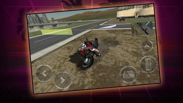 Motorbike Police Pursuit screenshot 17