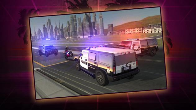 Motorbike Police Pursuit screenshot 1