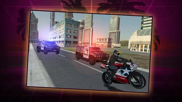 Motorbike Police Pursuit screenshot 2