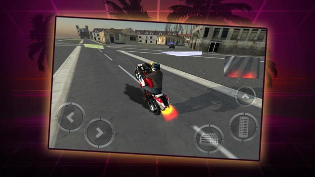 Motorbike Police Pursuit screenshot 4