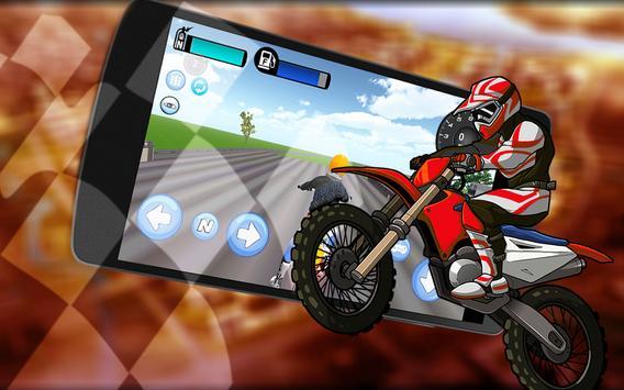 Stunt Motocross Rider Racer 3D screenshot 10