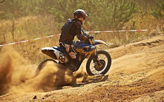 Stunt Motocross Rider Racer 3D screenshot 1