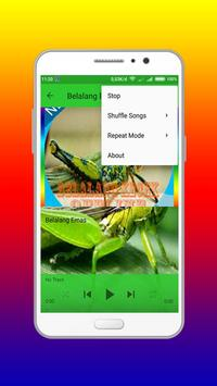 Audio Belalang Kecek Mp3 Offline apk screenshot