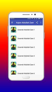 Kajian Abdullah Zaen Lengkap screenshot 4