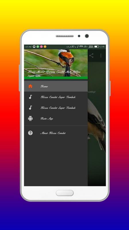 Burung cendet juara gacor mp3 for android apk download.