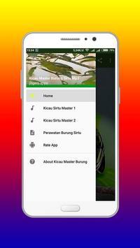 Kicau Master Burung sirtu Mp3 screenshot 4