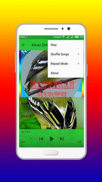 Kicau Master Burung sirtu Mp3 screenshot 2