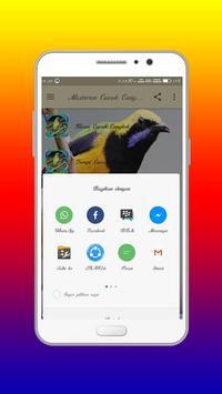 Masteran Cucak Cungkok Mp3 Offline screenshot 3