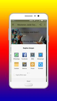 Masteran Jalak Suren Lengkap Mp3 screenshot 4