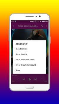 Masteran Jalak Suren Lengkap Mp3 screenshot 1
