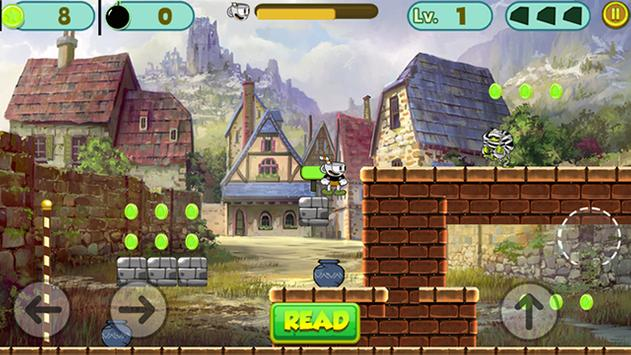 CupHed Adventures apk screenshot