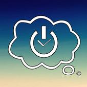 Joggle- friends alarm icon