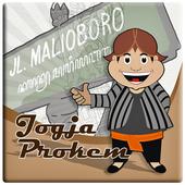 Jogja Prokem : Bahasa Walikan icon