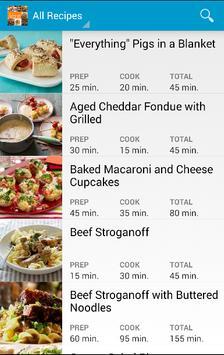 All Recipes For Dinner poster
