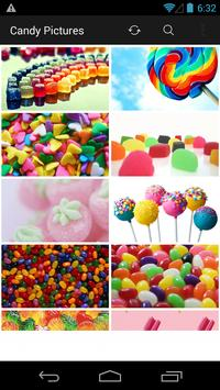 Cute Candy Wallpapers apk screenshot