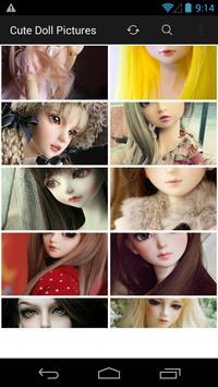 Cute Doll Wallpapers apk screenshot