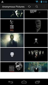 Anonymous Wallpapers screenshot 1