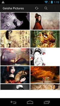 Japanese Geisha Wallpapers screenshot 1