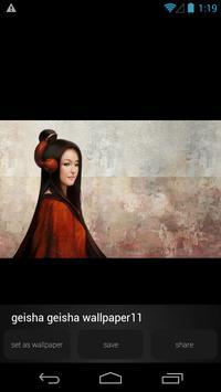 Japanese Geisha Wallpapers screenshot 2