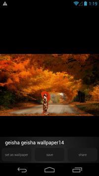 Japanese Geisha Wallpapers screenshot 3