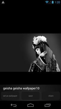 Japanese Geisha Wallpapers screenshot 4