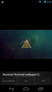 Illuminati Wallpapers apk screenshot